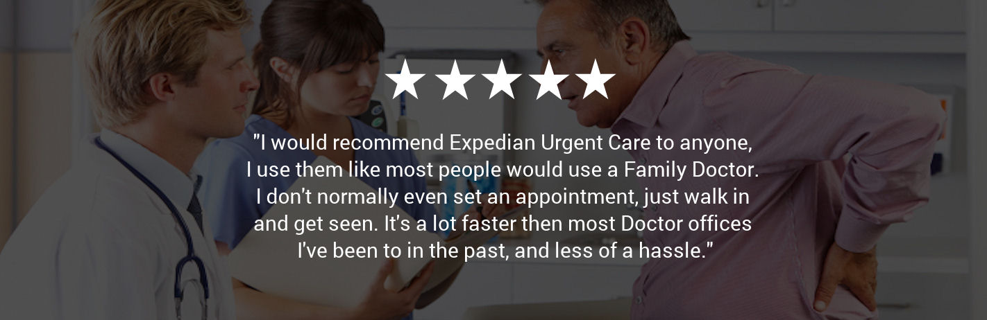 Urgent Care Mansfield, Waxahachie, North Fort Worth, Arlington, Grand Prairies, Kennedale | Expedian Care Urgent Care Center
